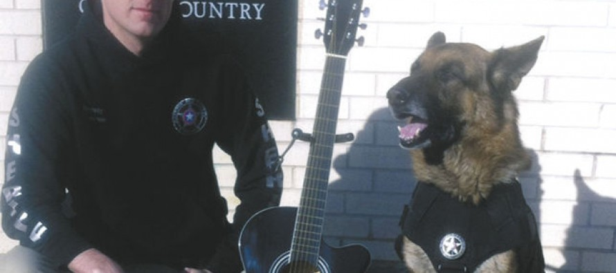 When She Heard a Police Officer's K-9 Was in Danger, Carrie Underwood Saved the Day