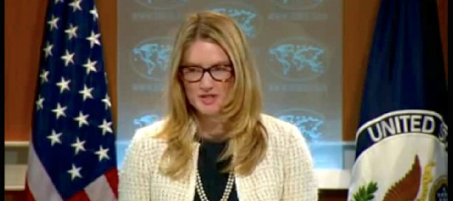 """[VIDEO] """"We CANNOT win this war by killing them"""" – State Dept. Spox on ISIS"""