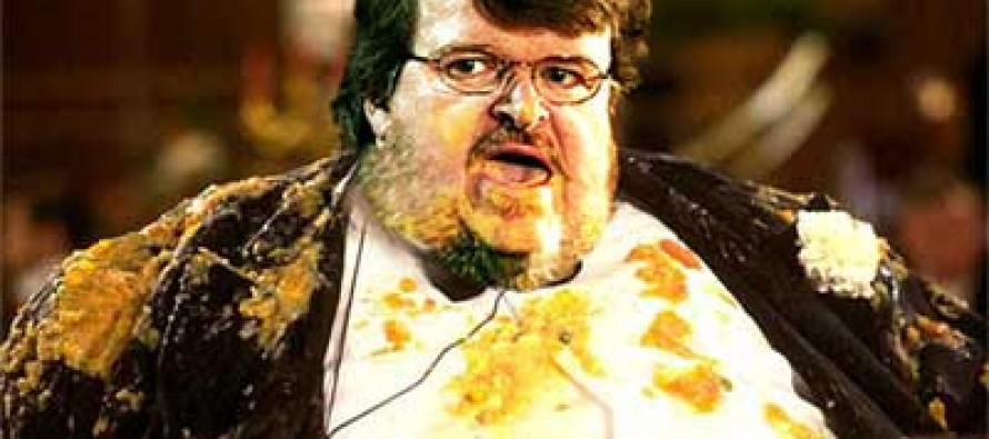 VIDEO: Why doesn't PETA call Michael Moore a murderer for all the cheeseburgers he's eaten?