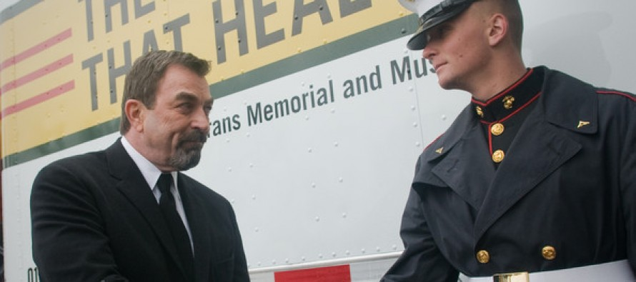 VIDEO: Tom Selleck Blows Us Away by Sharing What it Really Means to Support Our Troops