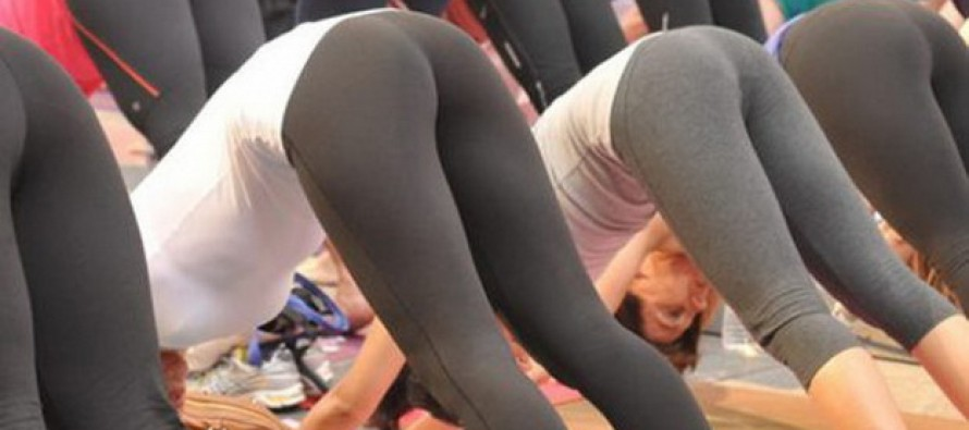 Lawmaker introduces bill to make yoga pants illegal; could be sentenced up to 'life in jail and a $10,000 fine'