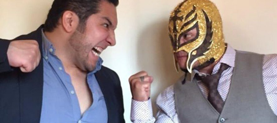 VIDEO: Mexican Wrestling Star Perro Aguayo Jr. Dies After Match With Rey Mysterio Jr.