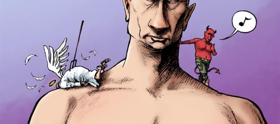 Angels and Putins (Cartoon)