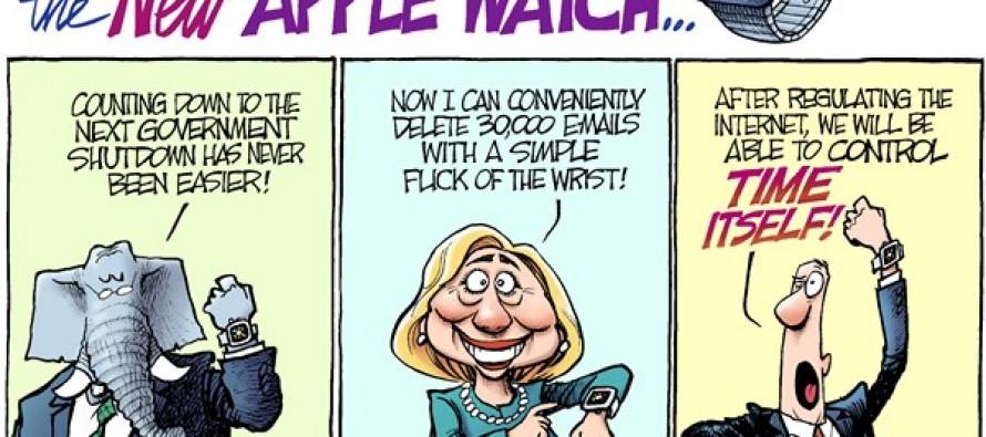 Apple Watch (Cartoon)