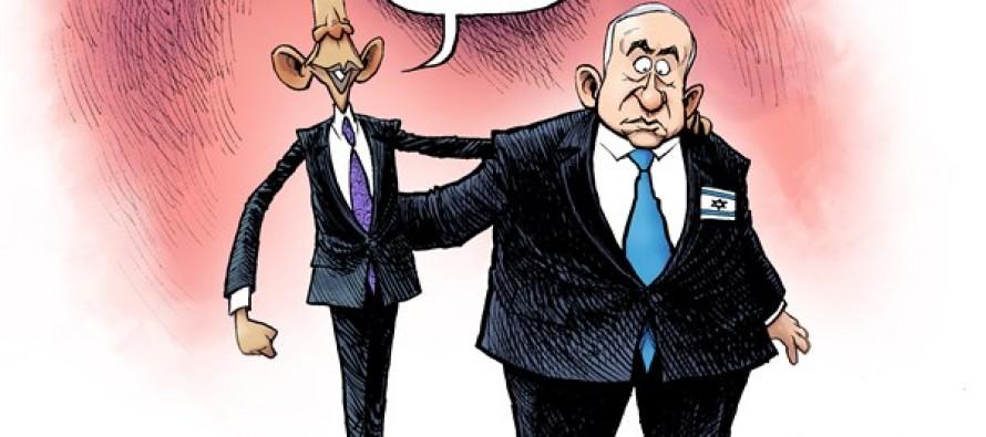 Ties with Israel (Cartoon)