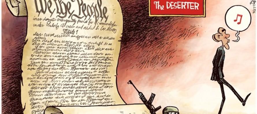 The Deserter (Cartoon)