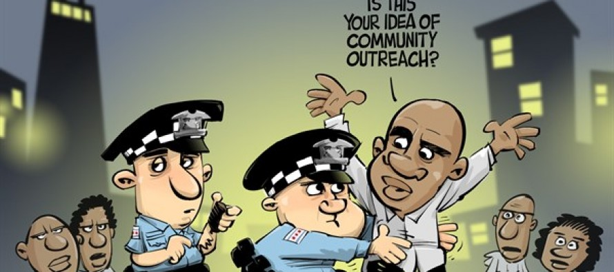 Stop and Frisk (Cartoon)