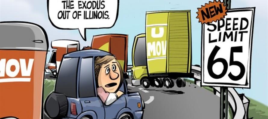 LOCAL IL Faster (Cartoon)