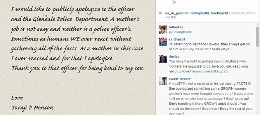 Mother Who Accused Police of 'Racially Profiling' Her Son Issues Groveling Apology