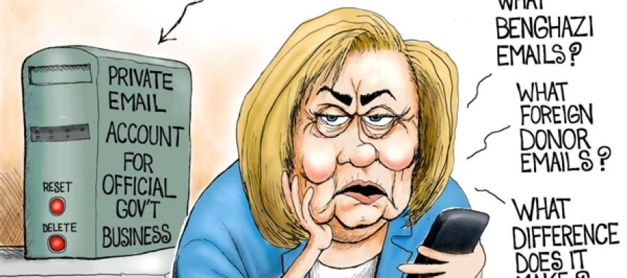 Blackberry Grandmother (Cartoon)