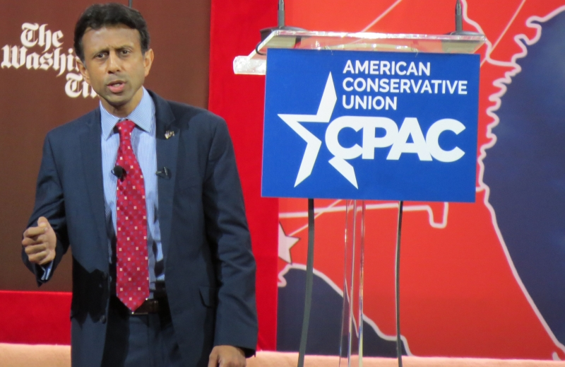 Bobby Jindal speaks
