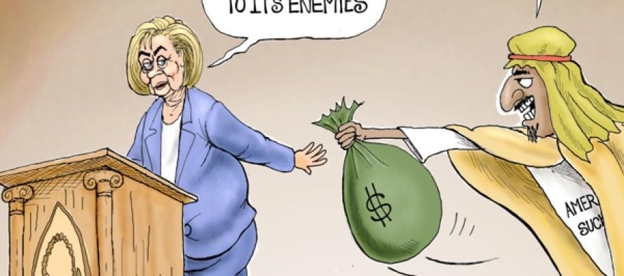 Empathy for sale (Cartoon)