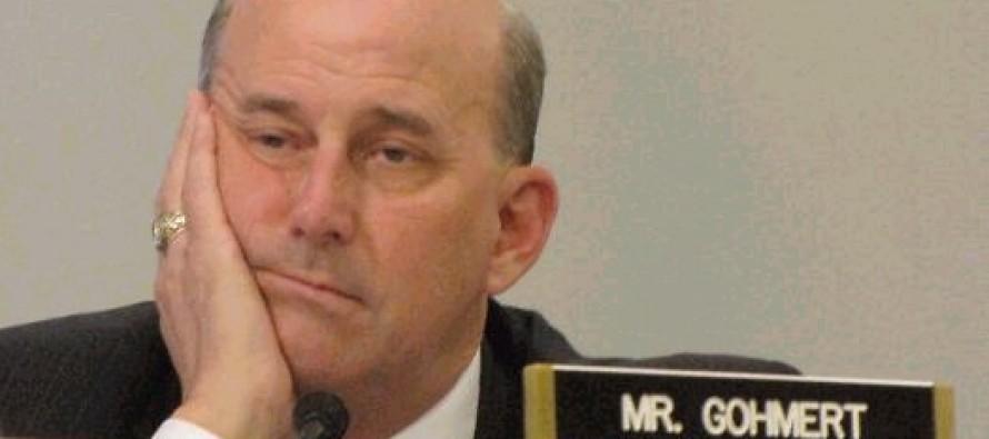 John Boehner Retaliates Against Congressman Louie Gohmert For Being Conservative: Cancels Trip