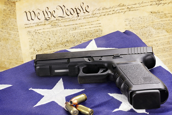 Handgun and Constitution