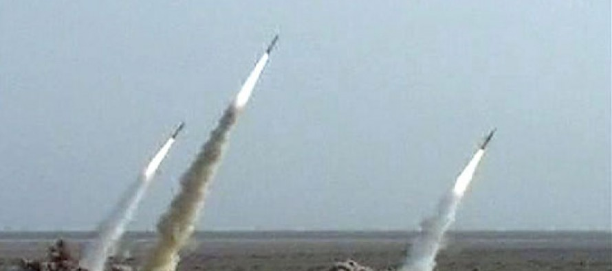 Iran Unveils Brand-New Missiles Just Days After John Kerry Wraps Up Latest Round of Nuclear Talks.