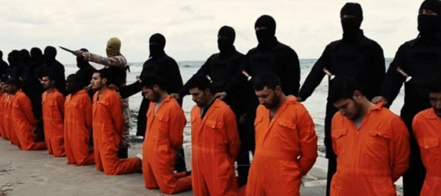 ISIS Video Features a Christian Man Saying How Much He Loves Being a Muslim After They Forced Him to Convert to Islam