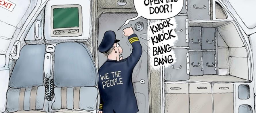 USA in Decline (Cartoon)