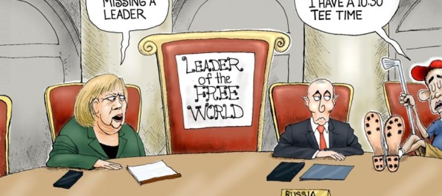 Dereliction of Duty (Cartoon)