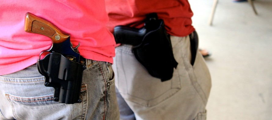 Choir Director And Professor FREAK OUT And Call The Cops On Man Legally Carrying A Gun