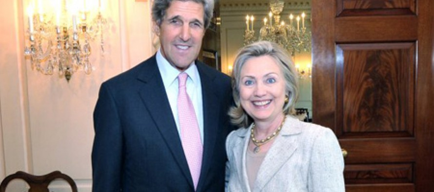 BOMBSHELL: See How Hillary's Emailgate Scandal Could Snare John Kerry