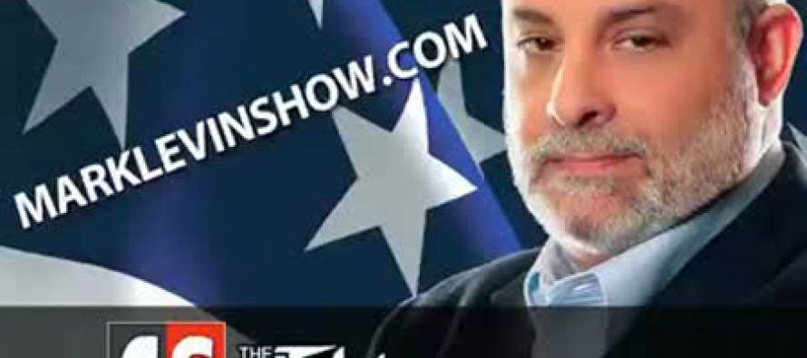 Mark Levin OBLITERATES the argument 'we need a governor for president'