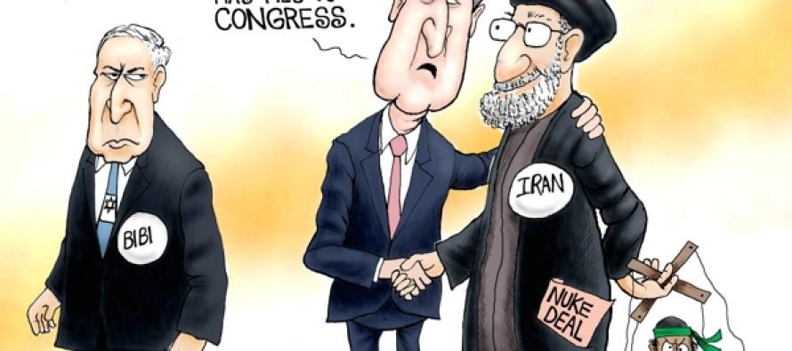 Suspicious Ties (Cartoon)