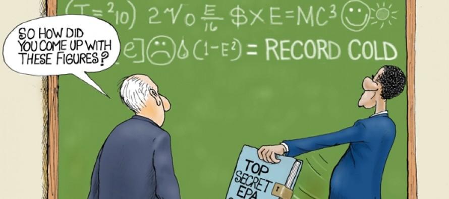 Warming Formula (Cartoon)