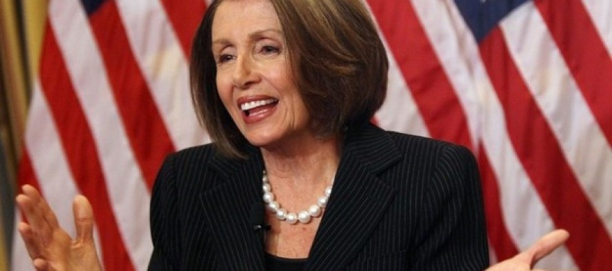 'Crazier Than I Thought': Multimillionaire Nancy Pelosi Claims Congressmen are Living Paycheck to Paycheck