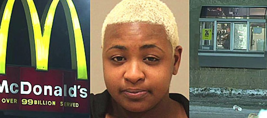 Customer Got So Upset That McDonald's Forgot Her Bacon That She's Now Facing 5 Years in Jail