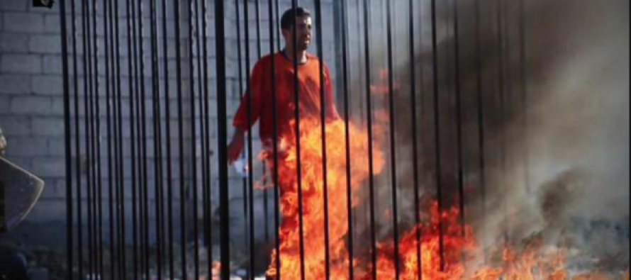 "Muslim Children in Yemen Set a Boy on Fire in a Cage While ""Playing"" ISIS"