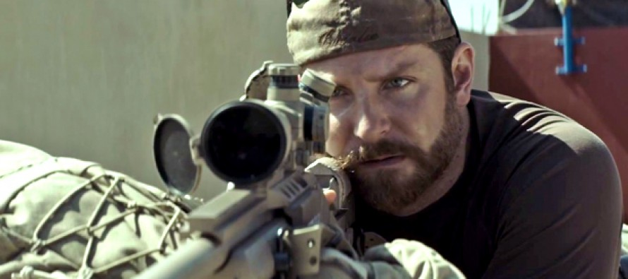 "Clint Eastwood Releases Unseen ""American Sniper"" Footage and it's Seriously Cool!"