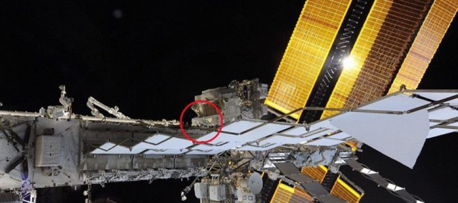 Stunning Image Shows the Incredible Size of the International Space Station During Weekend Spacewalk