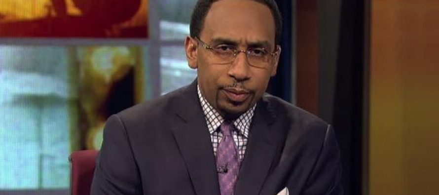 Stephen A. Smith Boldly Doubles Down: Why It's Time For Blacks To Break Free From The Dems