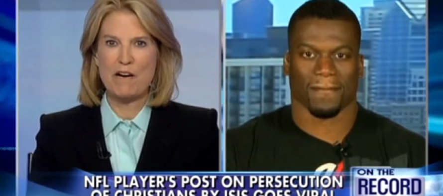 VIDEO: Find Out Why This Christian NFL Star Fears a Spreading Horror May Be Coming to America