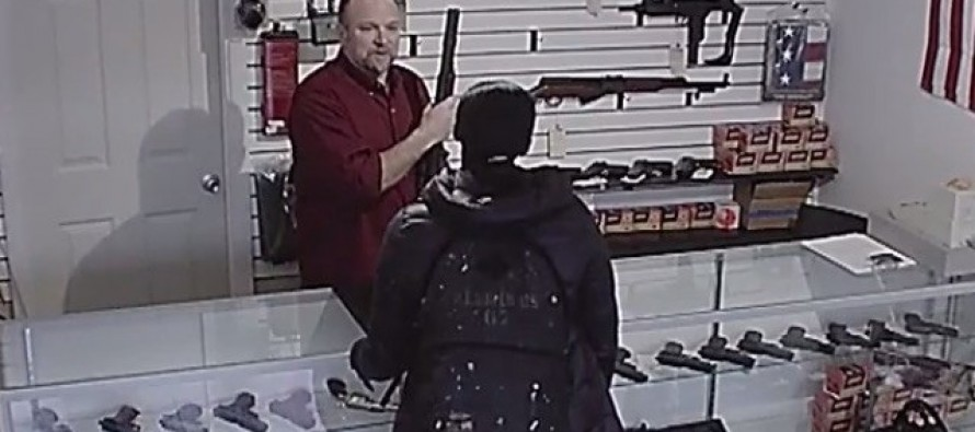 VIDEO: Anti-Second Amendment Group Sets Up Fake Store, Shames First-Time Buyers