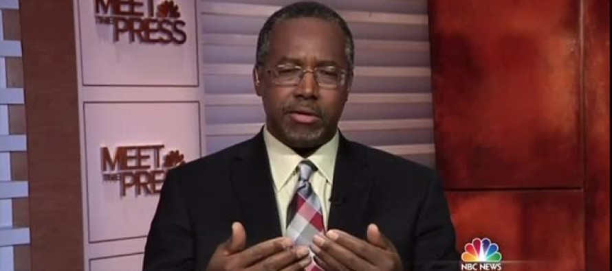 VIDEO: This NBC Host Asks Ben Carson How Christian Faith and Science Coexist, and His Response is Perfection