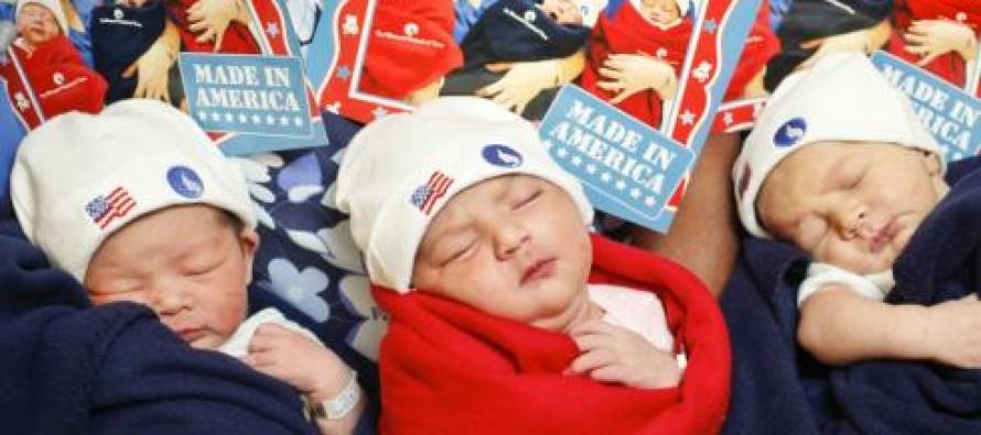 "Senator David Vitter: End Birth-Right Citizenship; Birth Tourism is ""Crazy"", ""Nuts"""