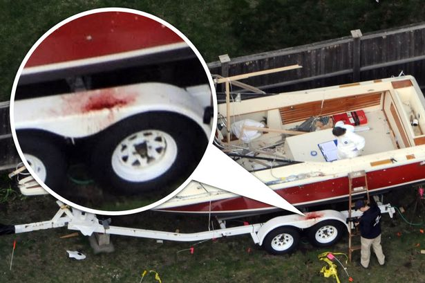 bloody boat