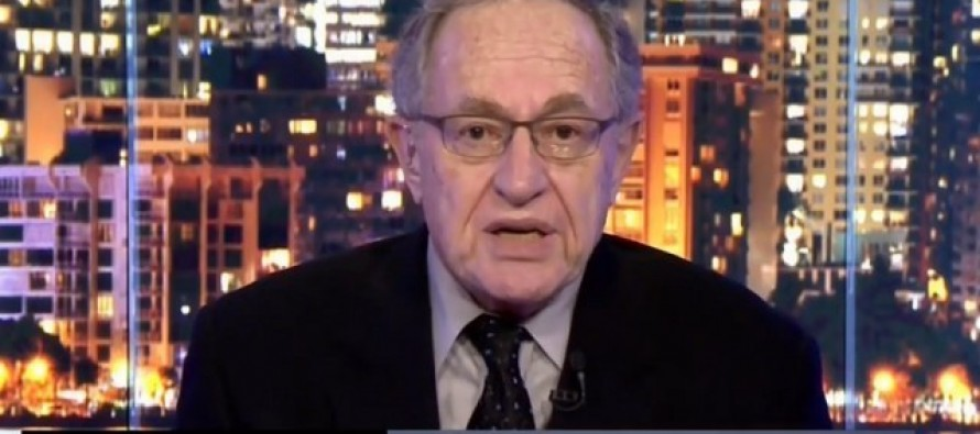 Obama's law school prof AlanDershowitz on nuke deal with Iran: Obama couldn't 'Negotiate a One-month Lease'-Ouch!