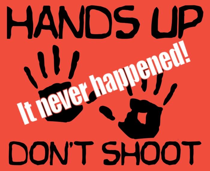 handsup never happened