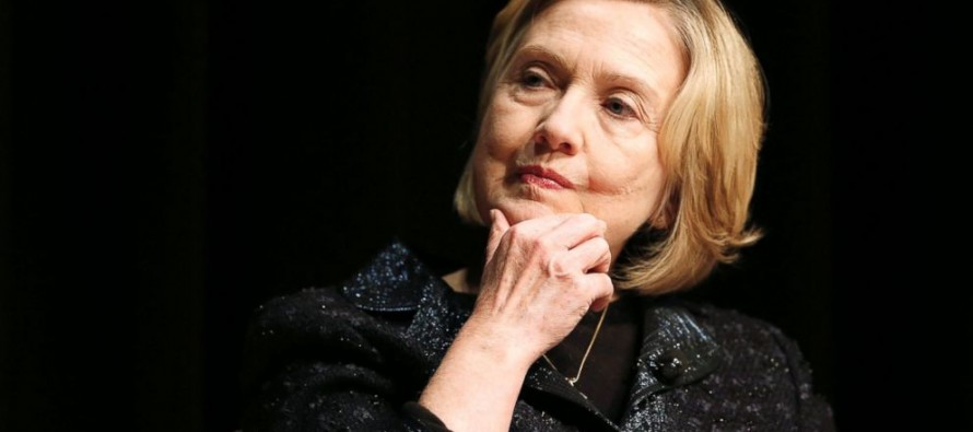 Hillary Clinton's Support is Tanking as Gap Between Disapproving and Approving Americans Grows to 11 Percent
