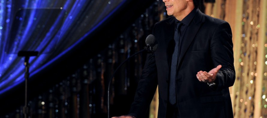 New Documentary: Church of Scientology keeps a 'blackmail' file on John Travolta