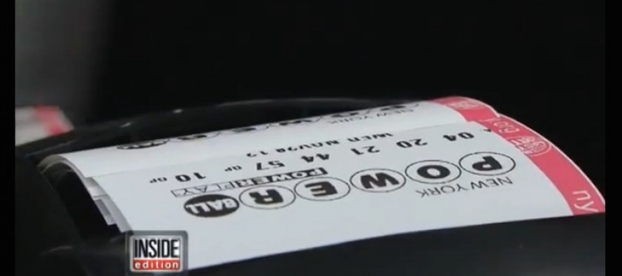 Man Wins $1M in Lottery, But Can't Collect His Winnings