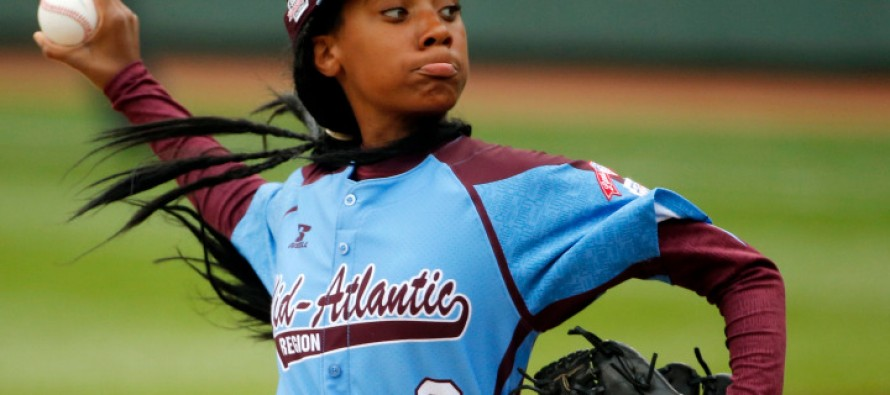 PC Police Strike at NCAA: Vile Mo'ne Davis tweet gets NCAA player booted off team