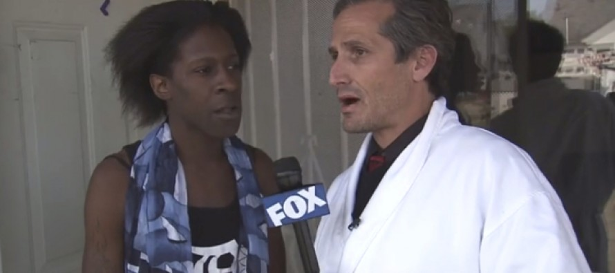 Detroit Reporter Confronts House Squatter, and Brings a Friend for a Shocking Visit…