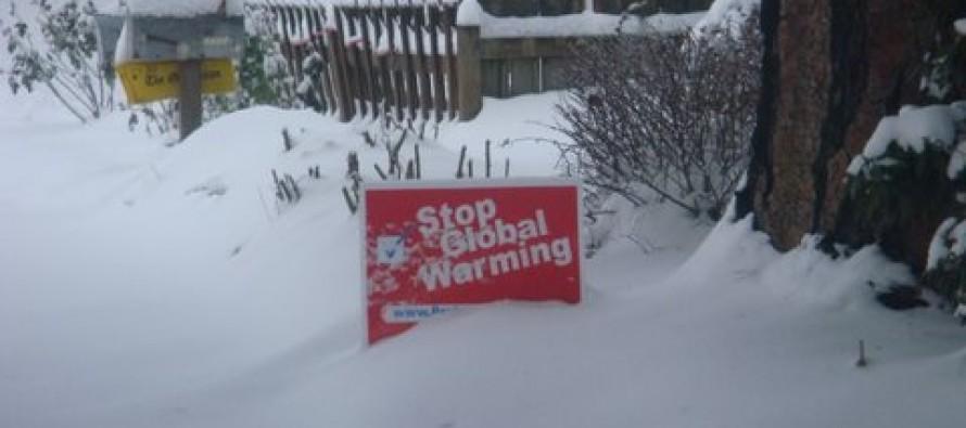 $10 Million Suit to Punish Skeptics of Global Warming Propaganda