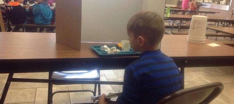 School Cruelly Forces 6-year-old Boy to Eat Lunch Alone as Punishment After Parents Drop Him Off at School Late [VIDEO]