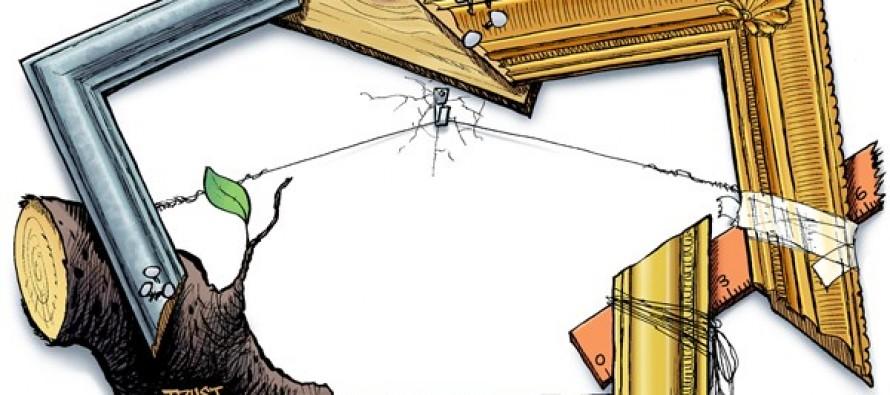 Nuclear Deal (Cartoon)