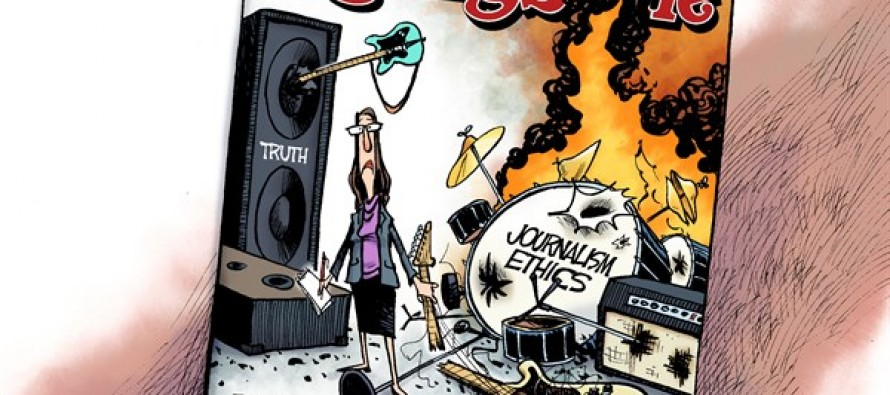 Trolling Stone (Cartoon)