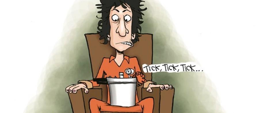 Justice for Tsarnaev (Cartoon)